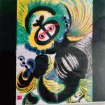 たい妖   毛筆アート 「楽想書®︎展」開催中です(^^)